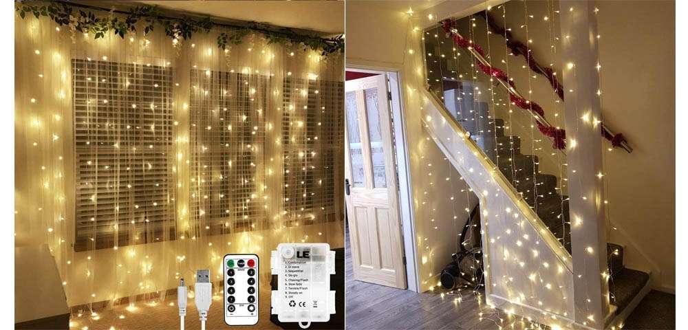 12 Best Window Curtain Lights Buyer S Guide Penglight