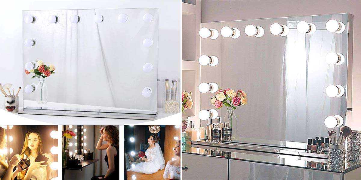 17 Best Lighted Makeup Mirrors Buyer S Guide Penglight